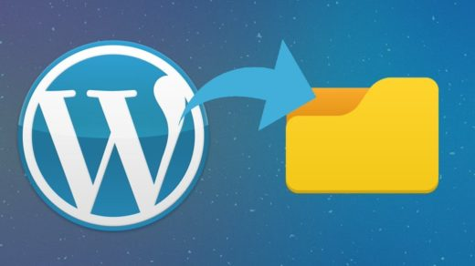 wordpress_folders